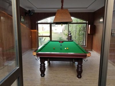snooker in farm house lahore