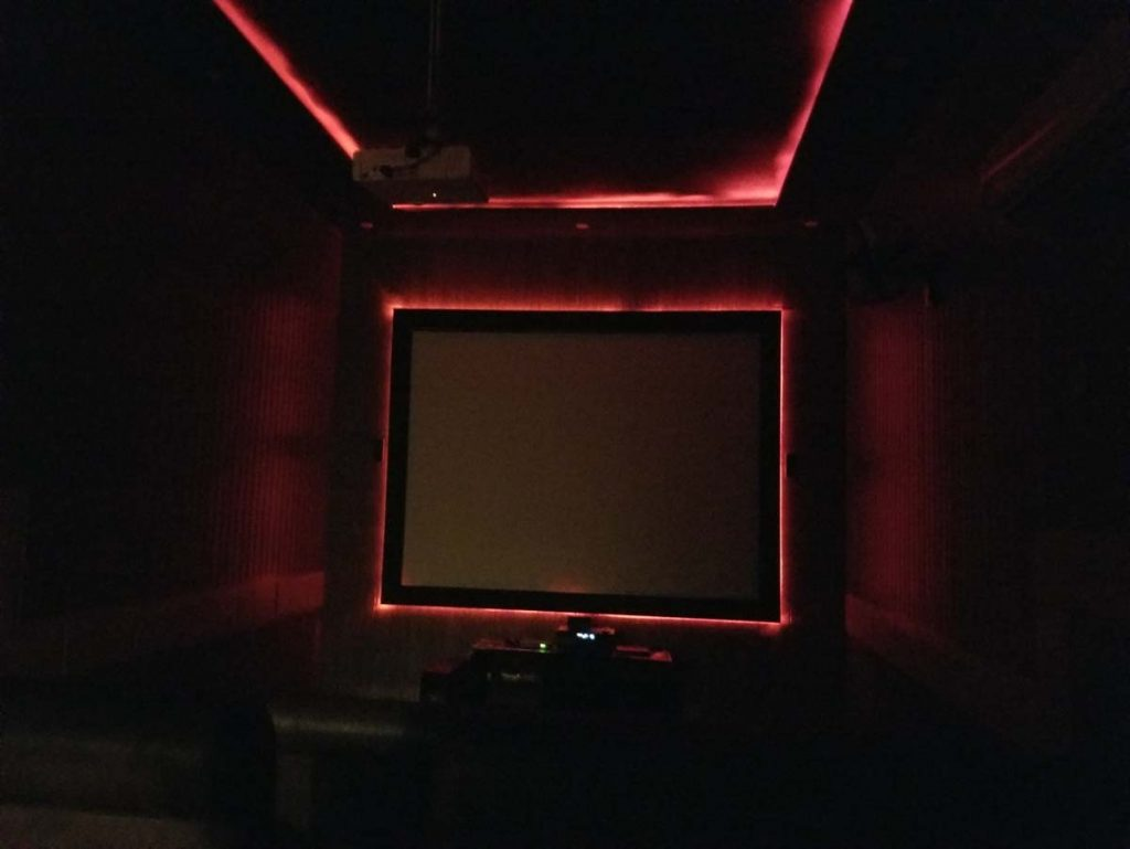 farm house cinema