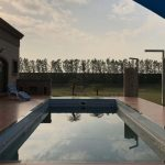 best swimming pool in farm house