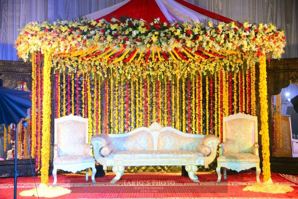 wedding decoration in low budget