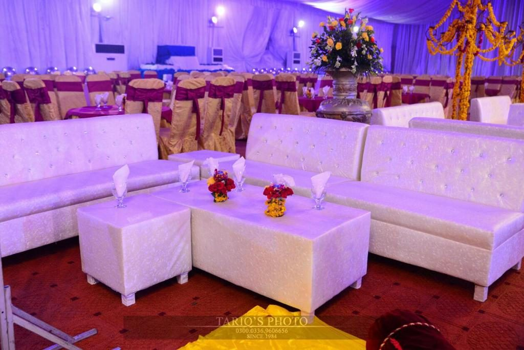 wedding decoration in lahore